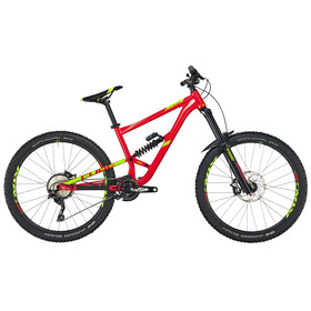 Cube Hanzz 190 Race Red'n'Lime